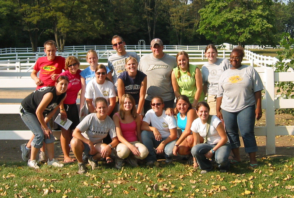 Team Building with Horses in Kalamazoo
